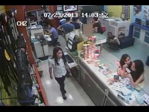 Bag Theft Manila