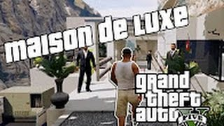 GTA5 PC MODS   UNE MAISON DE LUXE