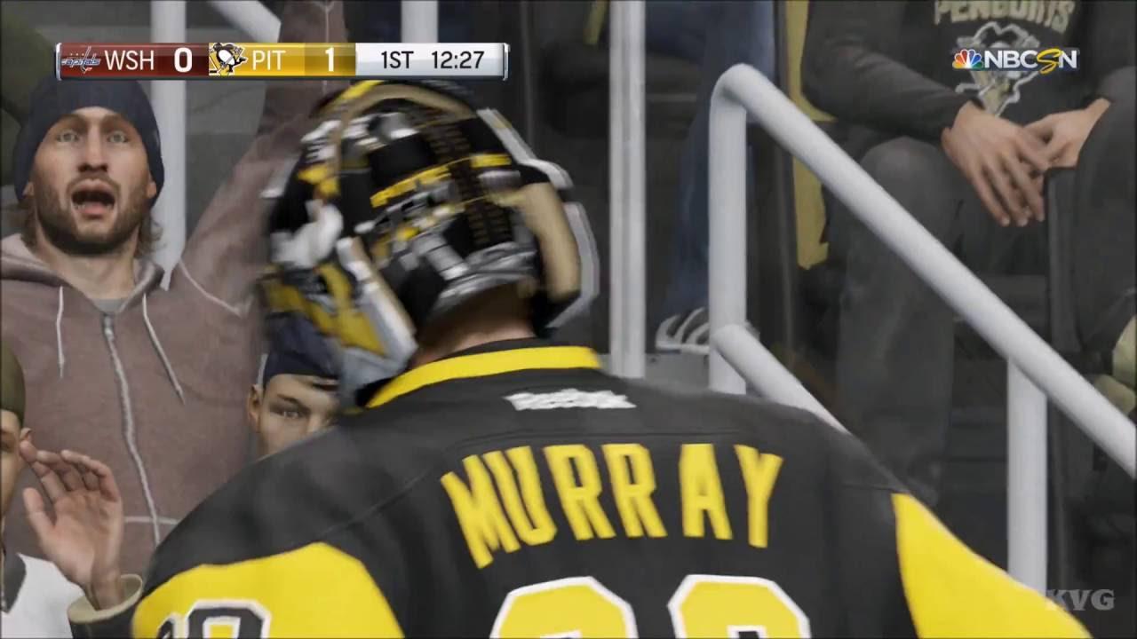 78f0fb526db NHL 17 - Washington Capitals vs Pittsburgh Penguins