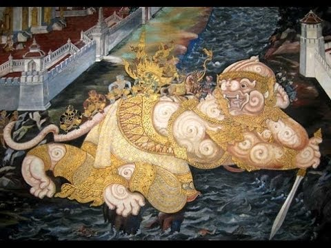 Introduction to the Thai Ramayana - Ramakian Tales