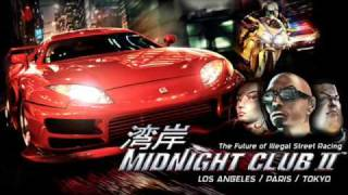 Midnight Club 2 music - Stealth by Art of Trance