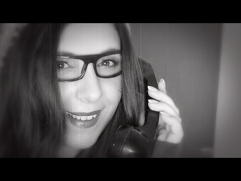 Binaural ASMR Teacher Role Play: For Some Good Old Fashioned Tingles