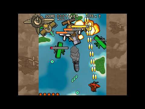 Flying Red Barrel – The Diary of a Little Aviator GAMEPLAY |