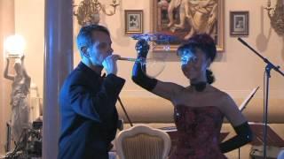 Мыльные пузыри Шоу на свадьбу