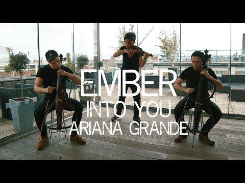 Ember Trio - Into You Ariana Grande Cover Violin and Cello