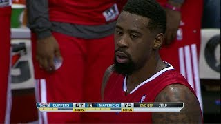 DeAndre Jordan 25 Points 18 Rebounds Game Highlights - Clippers vs Mavericks (2014.01.03)
