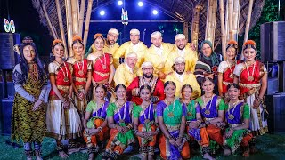 Abidat Rma - Mix Dance (Maroc\u0026Indien) |  عبيدات الرمي محيحين مع فرقة هندية للرقص