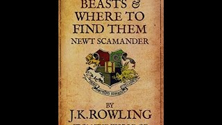 [ PDF ] Fantastic Beasts and Where to Find Them