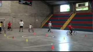 Proyecto Deportivo Especial Despertar - Jugar con las Bicicletas