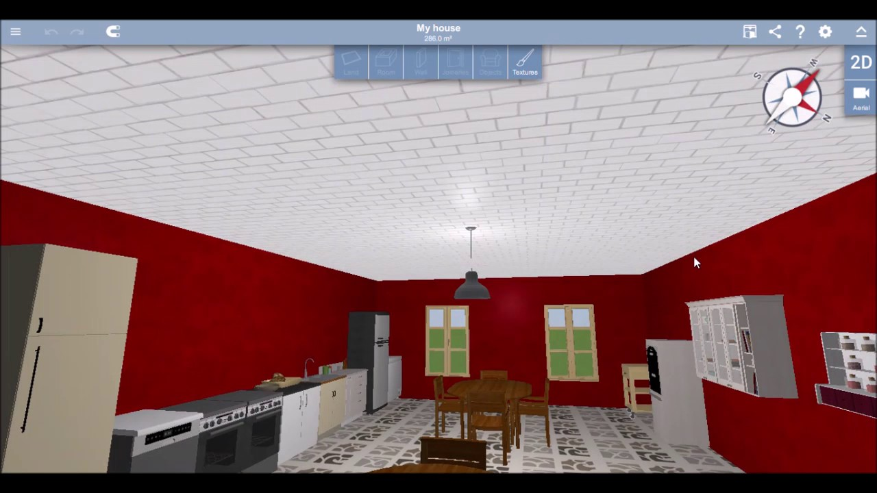 Home Design 3D: Showcase of my House - YouTube