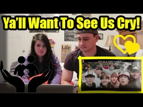 """""""BTS IS NOT A GROUP, BTS IS A FAMILY"""" 