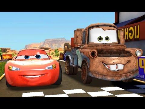 Disney Pixar Cars Fast As Lightning Video Game For