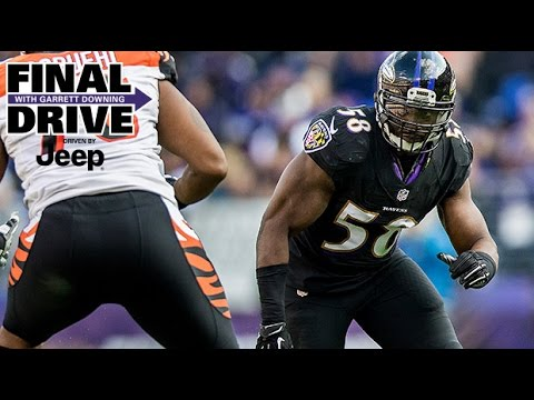 Retirement 'Not For A While' For Elvis Dumervil | Final Drive | Baltimore Ravens
