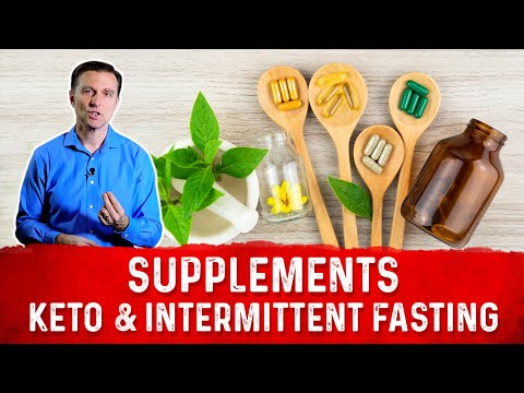 7 Recommended Supplements on a Keto and Intermittent Fasting Plan
