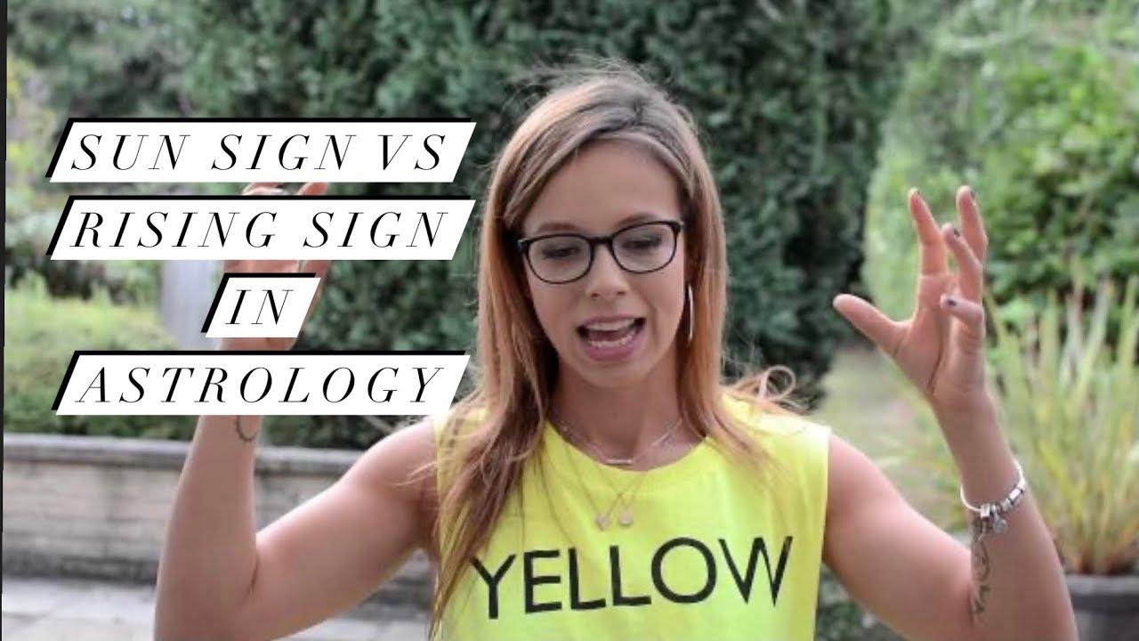 What Is My Rising Sign In Astrology? How The Time You Were Born