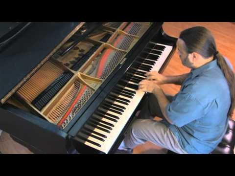Burgmüller: Consolation, Op. 100 No. 13 | Cory Hall, pianist-composer