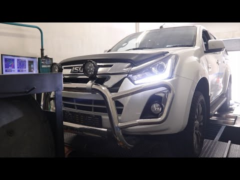 Isuzu DMAX 3.0 TD 6 Speed Manual Performance Chip Tuning - ECU Remapping - Power Upgrade