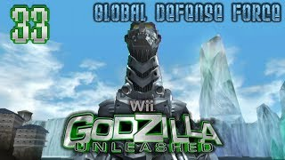 "Part 33 ""Story: Kiryu (GDF)"" - Godzilla: Unleashed [Wii]"