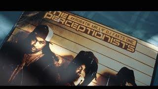 Mr. Lif & Akrobatik (The Perceptionists) Official Mini-Documentary