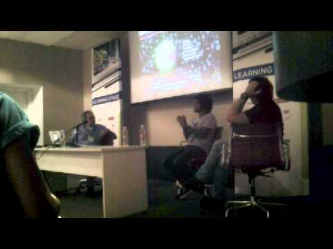 Social Media Week São Paulo - debate sobre pesquisa Marcas x Influenciadores