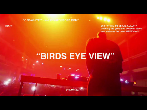 "Virgil Abloh opening set ""BIRDS EYE VIEW"" Tour - Terminal 5 SOLD OUT"