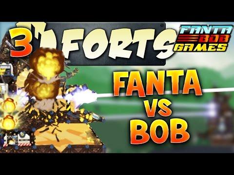 FANTA ET BOB SE DEFONCENT ENSEMBLE !!! (FORTS Ep.3)