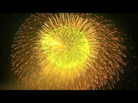 Biggest fireworks in the world