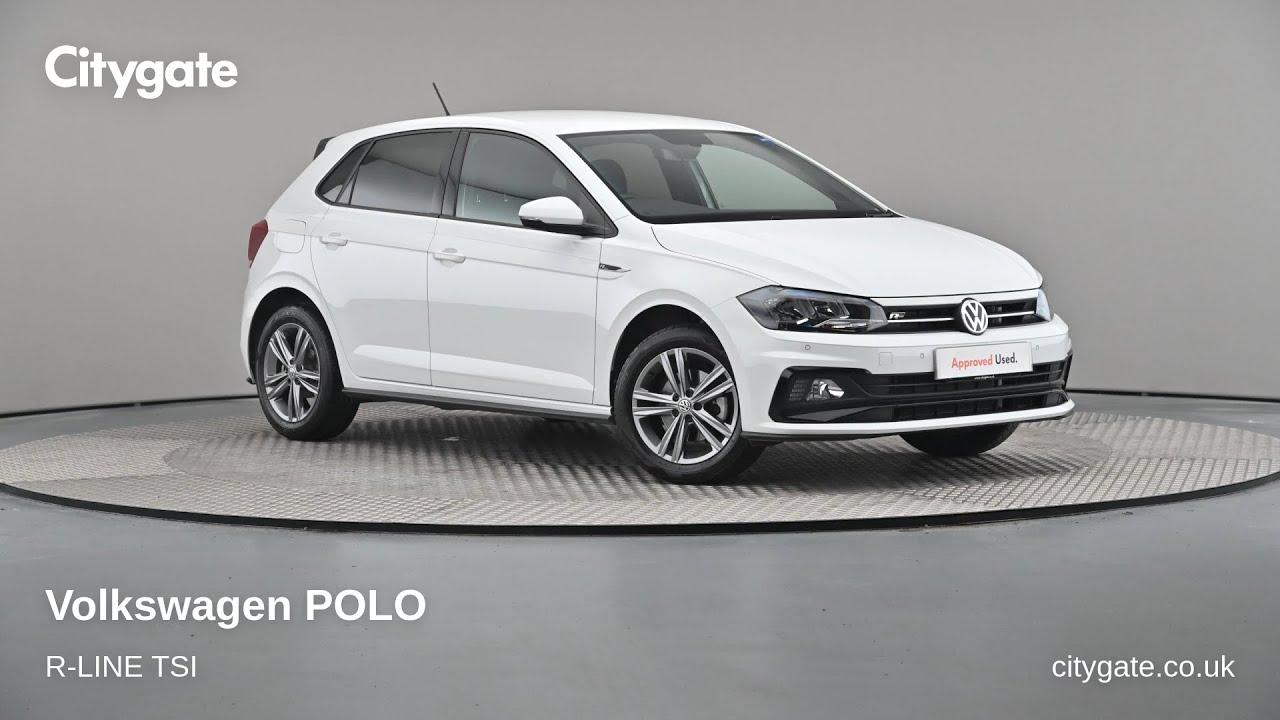 Volkswagen POLO - R-LINE TSI - Citygate Volkswagen High Wycombe - YouTube