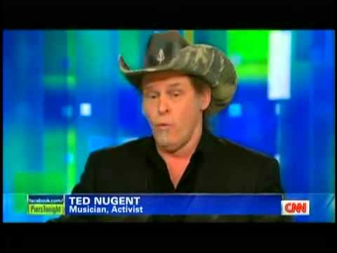 Intense Ted Nugent Interview 5 18 11 pt  1 4 360p