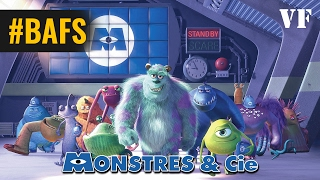 Bande annonce Monstres & Cie