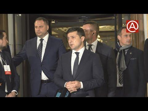 Полное интервью Зеленского ночью после Нормандской встречи. Новости Украины