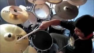 NaufalMF - Kerispatih - Sebuah Pengabdian (Bunda) - (Drum Cover)