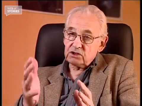 Where is the world going?  Andrzej Wajda video