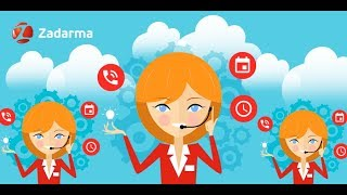 Облачная АТС Zadarma (Виртуальная бесплатная АТС Zadarma)