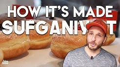 How It's Made: Sufganiyot (Jelly Donuts) with Frena Bakery