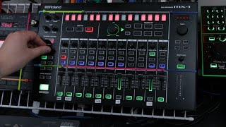 How to use the Roland MX 1 (Tutorial)