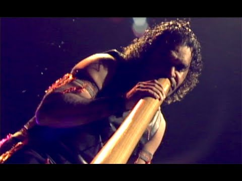Yanni – FROM THE VAULT  Australian Didgeridoo with a Twist    HDHQ