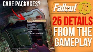Fallout 76: 25 Details You May Have Missed from the Gameplay Dump