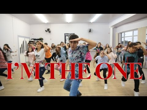 Thumbnail: I'M THE ONE - DJ KHALED FT. JUSTIN BIEBER AND CHANCE THE RAPPER | Coreografia de @leocosta.oficial