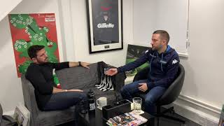 Widnes Rugby Chat #4 - Luke Backhouse talks sponsorship & wanting to take over the club