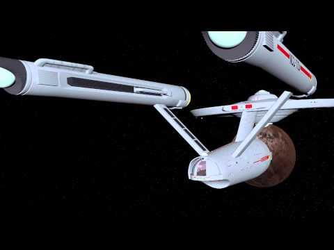 Star Trek Opening: In Honor of Leonard Nimoy