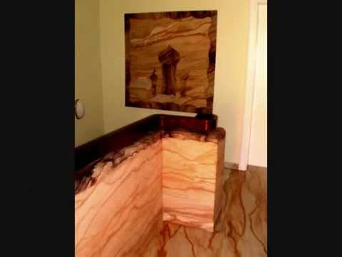 sedistone flexible sandstein tapeten funnydog tv. Black Bedroom Furniture Sets. Home Design Ideas