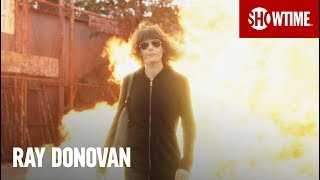 'I Think A Car Blew Up Over There' Ep. 7 Official Clip   Ray Donovan   Season 6