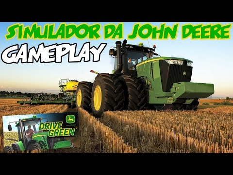 John Deere: Drive Green Gameplay