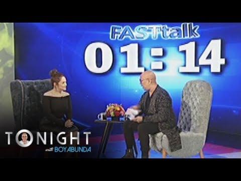 TWBA: Fast talk with Jessa Zaragoza-Avanzado