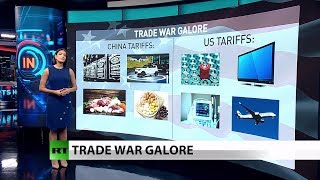 The Chinese Initiative That's Driving U.S. Trade War