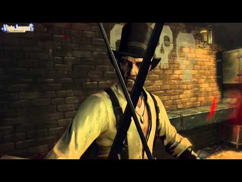 Dishonored: Knife of Dunwall - Trailer [Español] [720p]