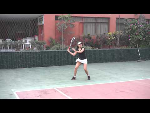 Valeria Otarola Sara- tennis player