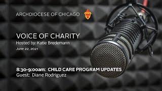 VOICE OF CHARITY — Live Radio Program, 6/22/2021