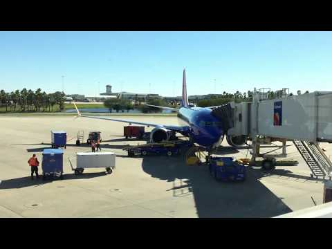 Tour of Orlando International Airport Gates 100-129